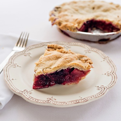 Lakeshore Berry Pie