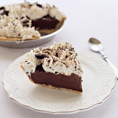 Old Town Chocolate Cream Pie