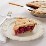 Old Mission Cherry Pie