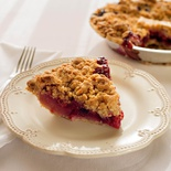 Michigan ABC Crumb Pie