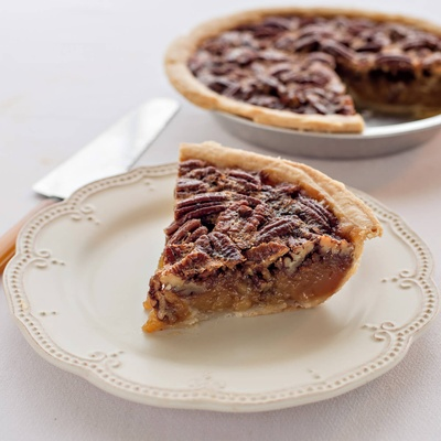 Autumn Harvest Pecan Pie